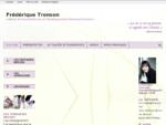 Freacute;deacute;rique Tronson - psychotheacute;rapeute agrave; Nantes theacute;rapie bregra