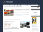 Welcome to Freemasons New Zealand