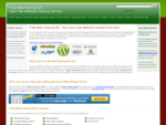 Free Web Hosting NZ | Free Website Hosting | Host Your Site Here FREE