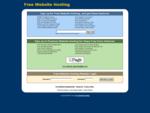 Free Website Hosting with FreeWebsiteHosting. com