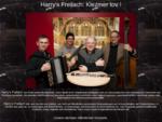 Harry's Freilach Klezmer tov