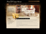 French Country Interiors, Antique Reproduction Furniture, Antique Furniture Giftware, Provincial