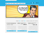 קידום באינטרנט קידום עסקים באינטרנט - SORTINO