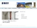 Bauunternehmung Osttirol - Bauunternehmer Lienz - Frey Bau