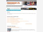 Frikobusy - autobusy bezpłatne w Łodzi