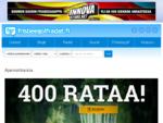 Suomen frisbeegolfradat | frisbeegolfradat. fi