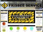 Frisbee Service, Frisbeekauppa palveluksessanne.
