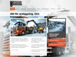 Fristads Express | Grus, jord, återvinning, anläggningsmaterial, transport, markanläggning