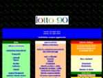 Estrazione lotto superenalotto 12 aprile 2014 n. 44
