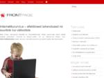 Internetiturundus - FRONTPAGE