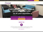 Custom Made Office Furniture - Frontstage Interiors