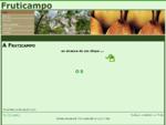 Fruticampo-Online, página web de um produtor e distribuidor de produtos horto-fruticolas