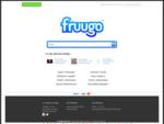 Witamy w serwisie Fruugo!