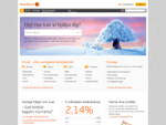 Swedbank - Välkommen in under eken