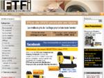 FTFI  Le Professionnel de l'Outillage à Bois. Fournitures spécialisées pour les métiers du bois...