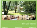 Fugger Klinik Pflegeheim in Berlin bei Alzheimer, Demenz und Wachkoma Startseite