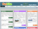 funbike. gr| Home| funbike. gr, τετραροδα ποδήλατα, ποδήλατο, ποδηλασία, Αθήνα, ποδηλασία, ενοικίασ