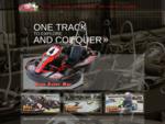 FormulaE Indoor Go Karting at Fun City