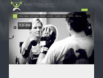 Functional Body personal training groepstraining sportverzorging - Home