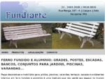 Mà³veis Ferro Fundido, Alumànio| Mesas| Cadeiras| Luminà¡rias| Peà§as decorativas