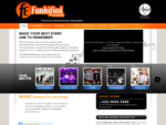 Funkified Entertainment - Corporate Entertainment, Sydney Wedding Entertainers, Cover Bands