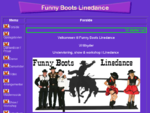 Funny Boots Linedance - Forside