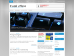 Messaggi fuori ufficio – Out of office messages