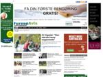 Furesø Avis Lokale og regionale nyheder på furesoe. lokalavisen. dk