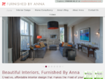 Furnished By Anna - Interior Design and Home Furnishing in Leeds, Yorkshire Kent - 07968 699441