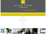 Hunter Furniture - A wide selection of stylish furniture for NZ homes