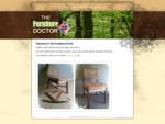 Furniture Repair Restoration | The Furniture Doctor | Napier