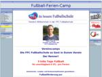 Fussball Ferien Camp