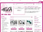 Perline per collane, bigiotteria artigianale | Fuxia Firenze