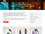 FWD Reklambyrå Stockholm | En fullservicebyrå för reklamproduktion