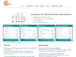 Vergelijk lenen, sparen, hypotheek en erergie - FX. nl