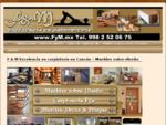 F M – Excelencia en carpintería en Cancun y Muebles sobre diseño en Cancun | Excelencia