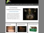 FyrverkeriDesign - Professionella fyrverkerier