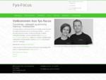 Fysioterapi, osteopati og personlig træning i Espergærde, Humlebæk og Snekkersten - Fys Focus