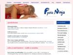 Fysio Ninja - Hieronta Fysioterapia Osteopatia Personal Training Lymfaterapia Vyöhyketerapia Laserho