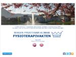 Bergen Fysioterapi Klinikk- Fysioterapivaktenreg;