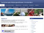 Fysiotherapie Watergraafsmeer Amsterdam | Multidisciplinaire groepspraktijk
