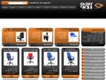 ריהוט משרדי | כסא מנהלים | שולחן כתיבה - גבאי