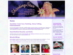 Sunshine Coast Facepainting, Knitted Beanies Fairy Wings Gabrielle Shootingstar ...
