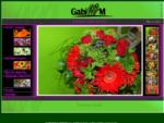 Kvetinárstvo Gabi-M Rezané kvety, črepníkové kvetiny, kytice, donášková služba, bytové doplnky,