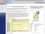 Informationen zum GAEB (Gemeinsamer Ausschuß Elektronik im Bauwesen) und den GAEB-Dateiformaten