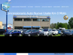 Concessionario Auto Nuove, Usate, km 0