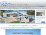 Gaia Stone - Great Quality Outdoor Paving Stones - Sandstone Travertine Pavers