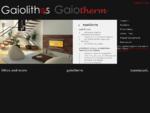 Αναστάστιος Φιλιππίδης Gaiolithos Α. Ε. - Φυσικά Τεχνητά Πετρώματα