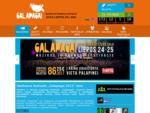 Muzikos ir pramogų festivalis Galapagai 2013