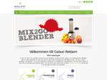 Välkommen till Galaxi Reklam | Galaxi Reklam